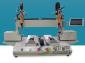 端子锁螺丝设备 吸附式螺丝机 双系统 接线箱自动拧螺丝机